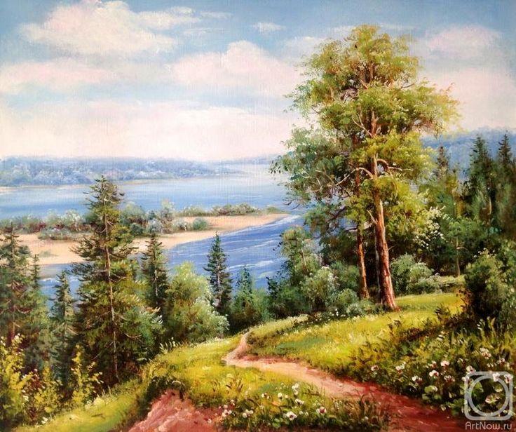 Minaev Sergey. River