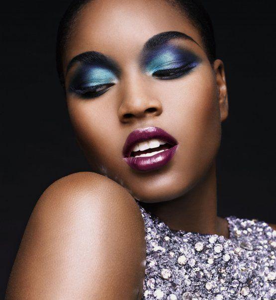 1085 Best Images About Make Up For Dark Medium Light