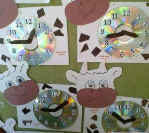 cow-clock-craft-idea