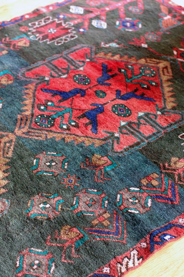great source for rugs: eSaleRugs