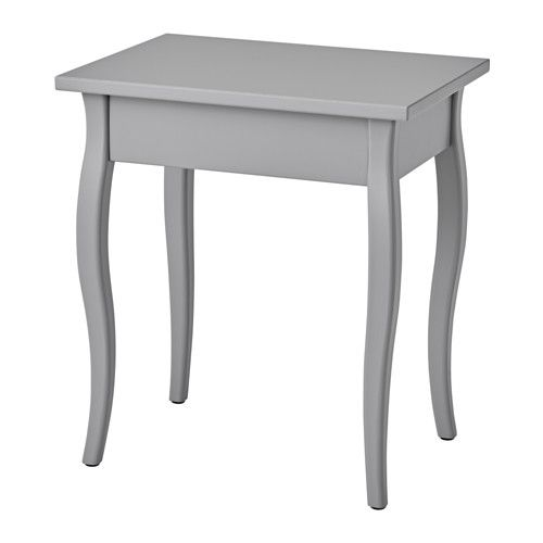d9b0fd9302ae TINIUS Stool Grey IKEA | Home | Ikea stool, Ikea dressing table, Ikea table