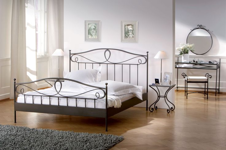 1000+ Ideas About Wrought Iron Beds On Pinterest