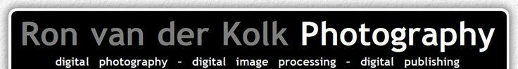 Ron van der Kolk Photography - Tips & Tricks VIDEO/MOVIE
