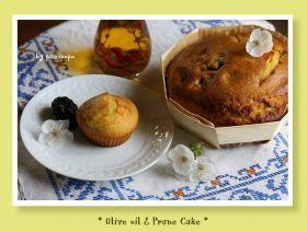 「オリーブオイル&プルーンの極うまケーキ」panipopo | お菓子・パンのレシピや作り方【corecle*コレクル】