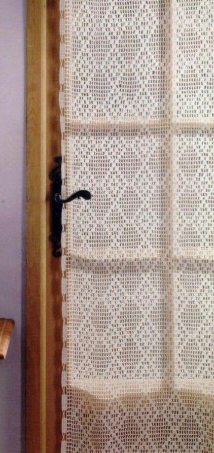 Picasa Web Albums - filet crochet curtains pattern diagram.