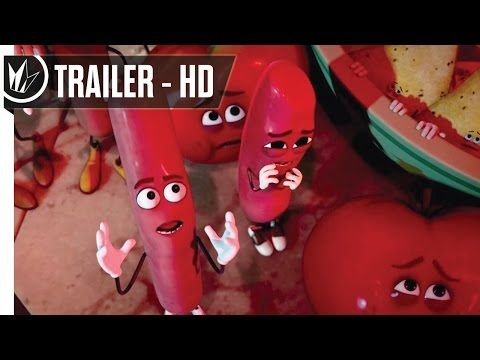 Sausage Party opens August 12, 2016. An R-rated animated comedy about one sausage's quest to discover the truth about his existence.