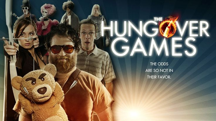 The Hungover Games Red Band Trailer