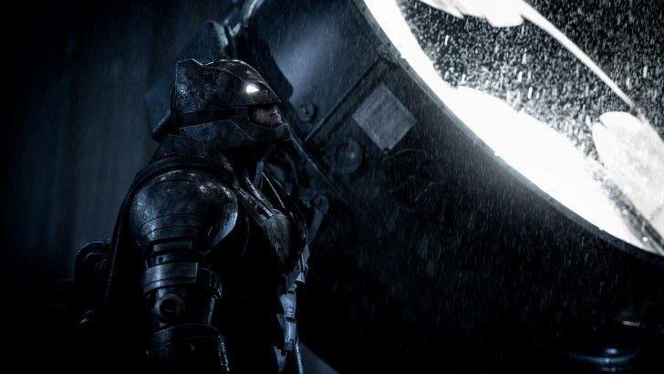 Download Batman Bat Signal 5K Wallpaper BvS 2016 Movie 5120x3200
