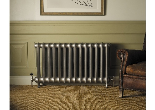 radiator (Duchess Painted in Stock Sparkly Silver)