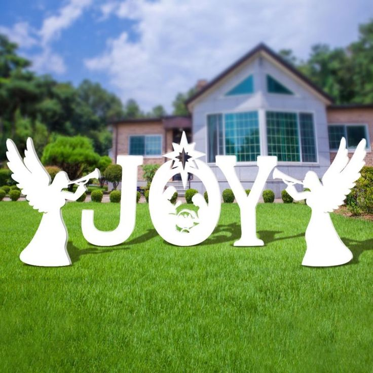 Best 25+ Outdoor Nativity Scene Ideas On Pinterest