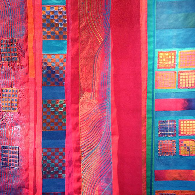 Ruth Issett | Textile Study Group Loads of gallery views with many artists!