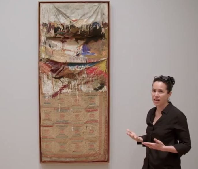 Robert Rauschenberg | HOW TO SEE the artist with Sarah Sze