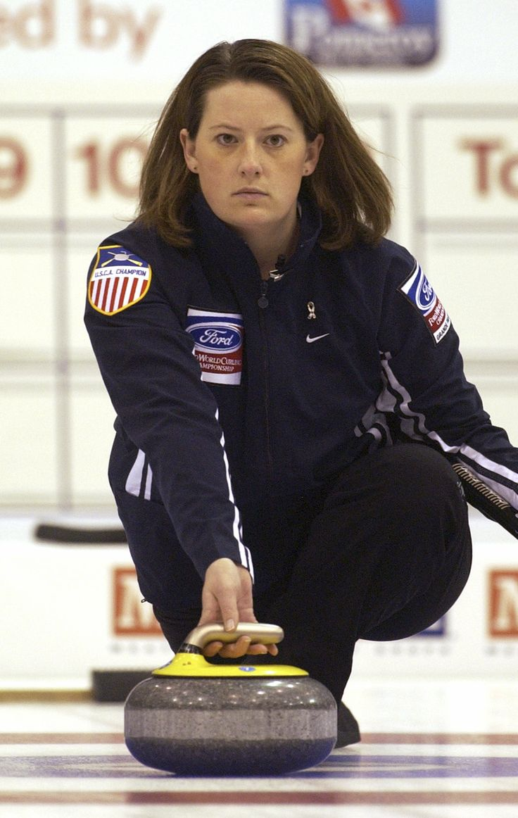 Debbie McCormick,  USA Curling