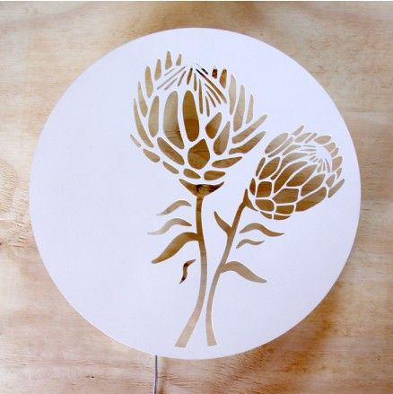 Protea Wall Light Large - for next to the bed (5 rooms)
