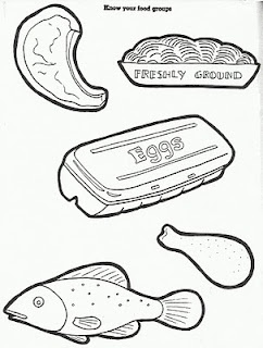 pillar box food coloring pages - photo#6