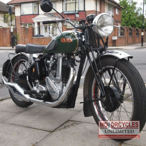 Just £SOLD this Lovely (1937 BSA M22 Classic Bike for Sale - £SOLD) at Motorcycles Unlimited http://www.motorcyclesunlimited.co.uk/1937-bsa-m22-classic-bike-for-sale/