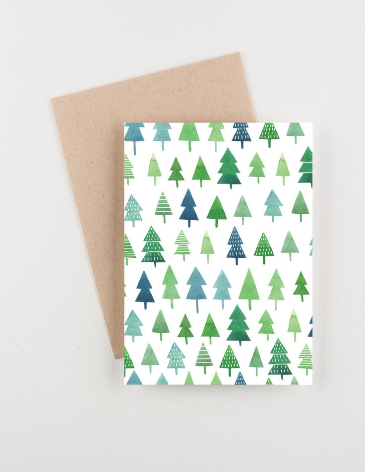 Christmas Tree Farm Holiday 2015 Christmas by seahorsebendpress