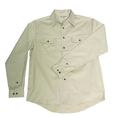 Just Country Australia - Men's Evan Workshirt - Full Button - 20202   | eBay