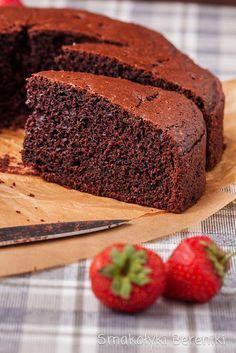 Prosty przepis na ciasto czekoladowe
