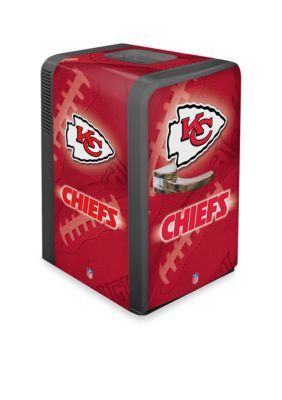 Boelter  NFL Chiefs Portable Party Refrigerator