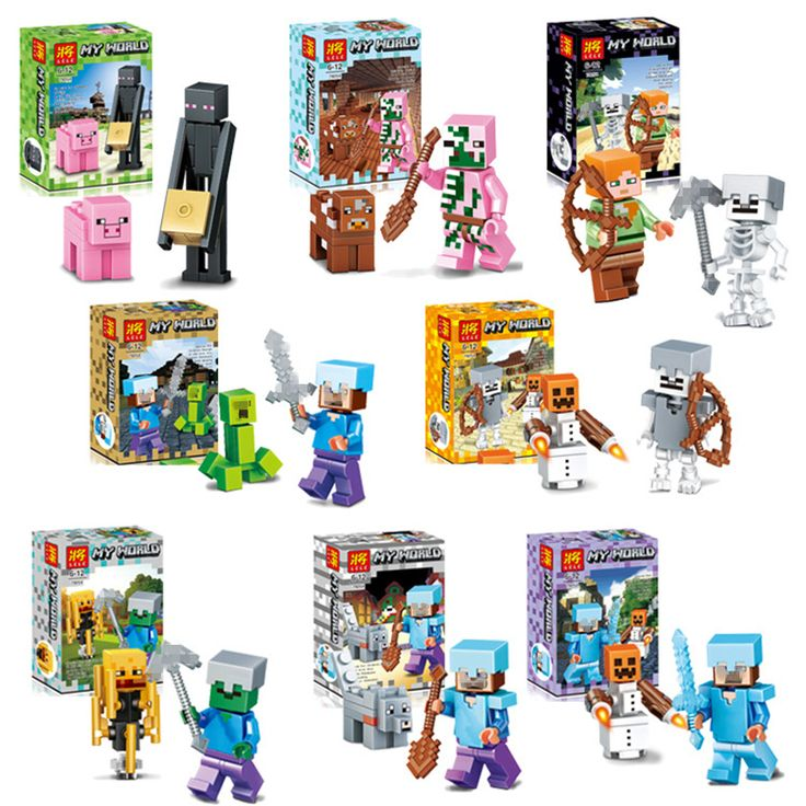 =>>Save onMinecraft Figures Toys 8setlot Hot Sale Model Game Juguetes Minecraft Action Minifigures Safe Abs Gifts For Kids BrinquedosMinecraft Figures Toys 8setlot Hot Sale Model Game Juguetes Minecraft Action Minifigures Safe Abs Gifts For Kids BrinquedosThe majority of the consumer reviews...Cleck Hot Deals >>> http://id218354076.cloudns.ditchyourip.com/32736960092.html images