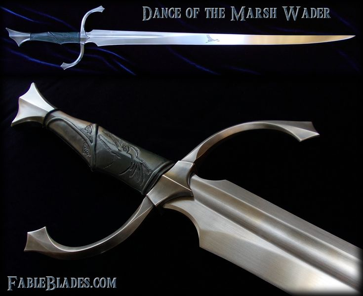 Dance of the Marsh Wader - By Fable Blades