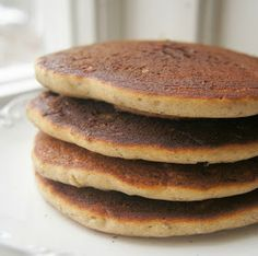The Fast Metabolism Diet Phase 1 Recipe: Buckwheat Pancake