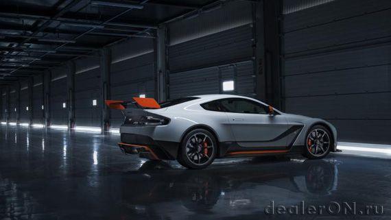 Суперспорткар Aston Martin Vantage GT3 / Астон Мартин Вантаж GT3