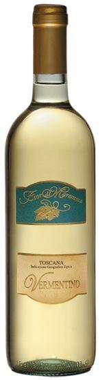 Vino Fior di Maremma Toscana IGT Vermentino Cantina i vini di Maremma
