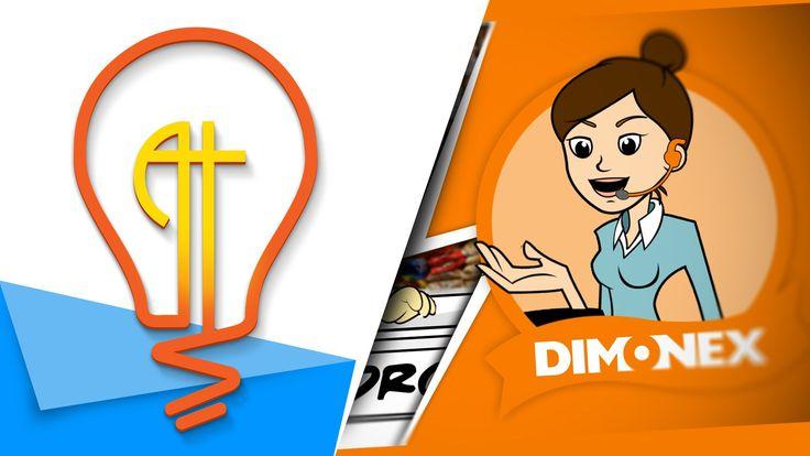 Animacion grafica, video Dimonex