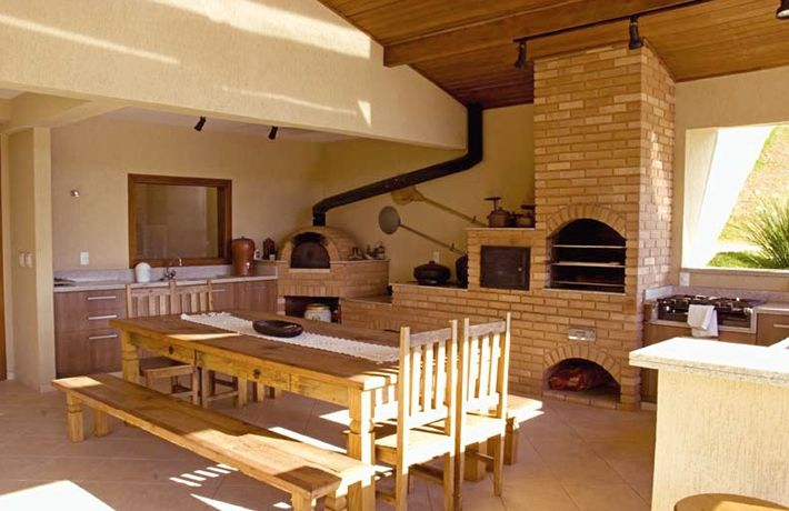 varanda gourmet casa com fog o a lenha pesquisa google decor ch cara pinterest search and as. Black Bedroom Furniture Sets. Home Design Ideas