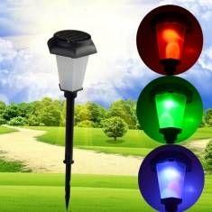 Les 25 meilleures idées de la catégorie lampes de jardin LED sur ...