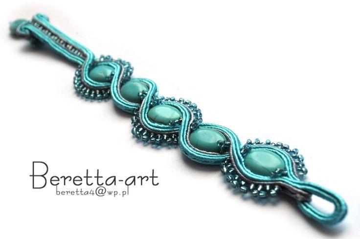 sutaszowa biżuteria | Beretta-art biżuteria ręcznie robiona - handmade jewelry