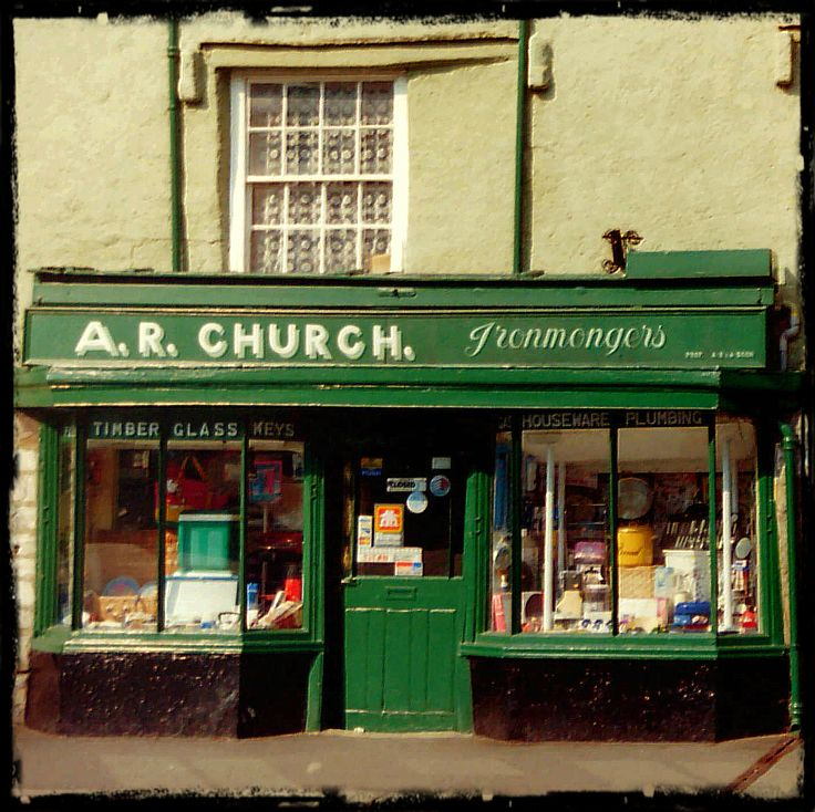 Ashburton, Devon, July 1998