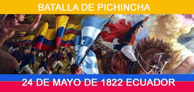 Batalla De Pichincha Resumen Para Estudiantes 24 De Mayo De 1822 Ser Bachiller 2019 Inscripciones Simulador Resultados 24 De Mayo Batalla De Boyaca Batallas
