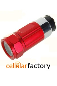 Car Socket Rechargeable Flashlight