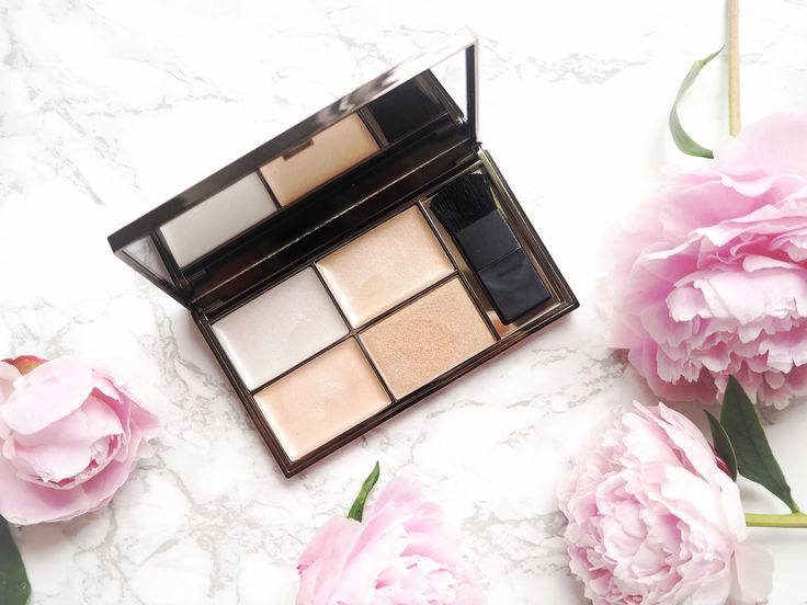 A review and swatches of the Sleek Precious Metals Highlighting Palette.