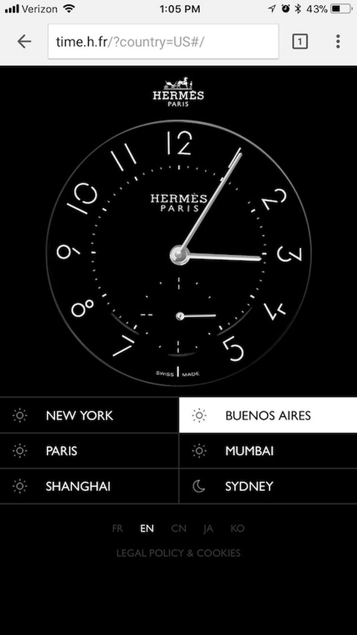 Hermès is making the users travel around the world, with an amazingly crafted premise of experience time in different ways through their mobile platforms ➤ To see more news about luxury lifestyle visit Coveted Edition at www.covetedition.com #covetedmagazine #fashion #hermes #travel #luxurytravel #fashionhouse #luxurybrands