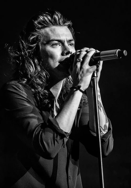 Harry Styles I love you and that's the beginning and end of everything❤️