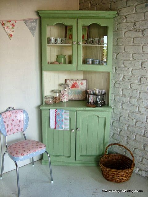 Best 25 Corner Hutch Ideas On Pinterest  Corner Cabinet Dining Endearing Corner Dining Room Hutch Inspiration