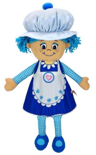 """Little Miss Muffin 19"""" Deluxe Muffin Blueberry Little Miss Muffin http://www.amazon.co.uk/dp/B006HP220S/ref=cm_sw_r_pi_dp_oPf-vb10S7X0K"""