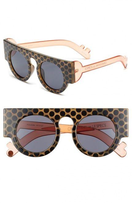 2014 Yaz için En Şık Güneş Gözlükleri - Le Specs Craig and Karl x Le Specs 'Houdini' 45mm Sunglasses, $89.00