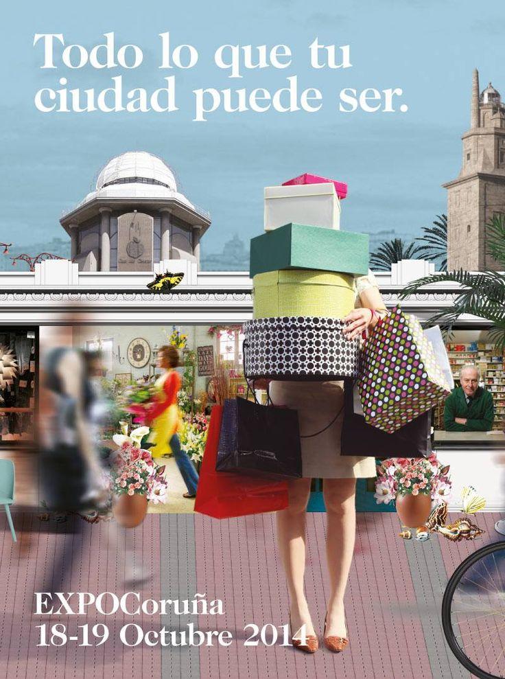 Este fin de semana, el comercio de A Coruña va a sorprender y enamorar una vez más con propuestas para todos:   Fashionistas, gourmets y cocinillas, manitas, bailarines y artistas en potencia, los que buscáis lo último y los que adoráis las antigüedades, futboleros, surfistas, skaters o montañeros, músicos y aficionados, lectores empedernidos, los pequeños de la familia... En Tenda está todo lo que buscáis!