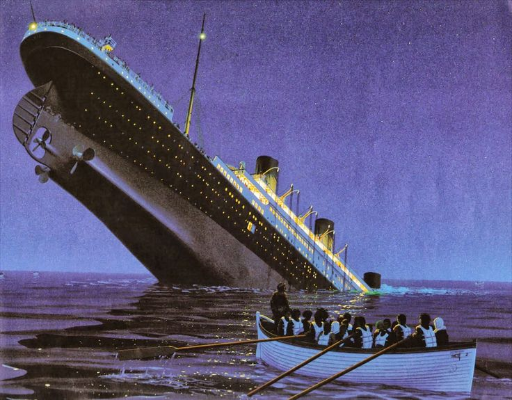 an analysis of the rms titanic on the end of an era Rms titanic and the moon by clark thomas when the epic disaster of the titanic was cented the end of the gilded era, heralding the.