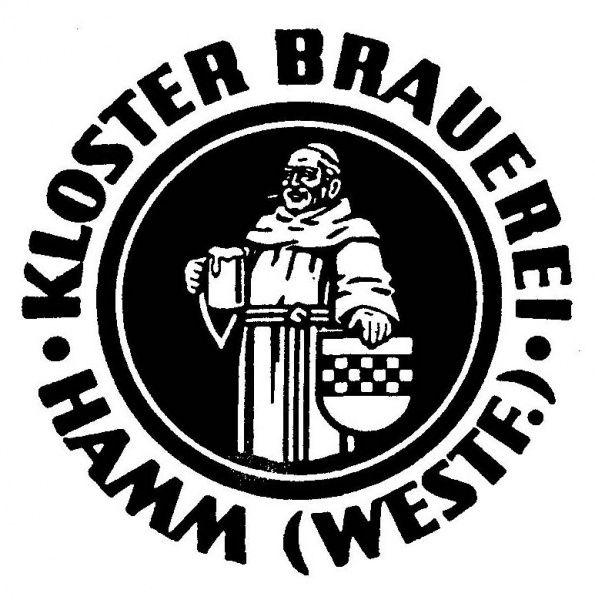 Kloster Brauerei Hamm Logo Design #logo #mark #identity #brand #beer #brewery