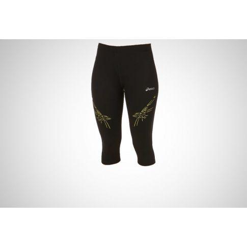 Asics Stripe Knee Tight - best4run #asics #capri #running
