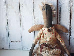 Куклы. Мастер-Классы. Ярмарка Мастеров - ручная работа, handmade