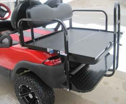 New 2012 Club Car 48V Red Precedent Lifted Electric Golf Cart For Sale ATVs For Sale in Illinois. 866-606-3991 One FULL Year Warranty90 Day Warranty on Battery 866-606-3991 Looking to travel the golf course in style? Search no more! This luxurious 48V Red Club Car Precedent Lifted Electric Golf Cart offers you a stylish comfortable ride around the course. This high quality electric golf cart has so many great features, it's too hard to pass up. Take a look below and you'll notice that you…