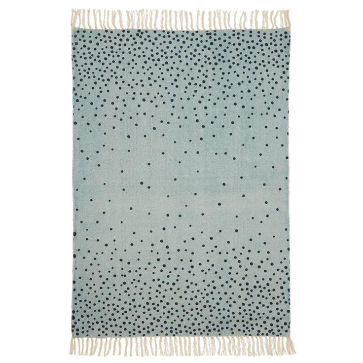 Vloerkleed Dots #kidsrug | Gras onder je voeten