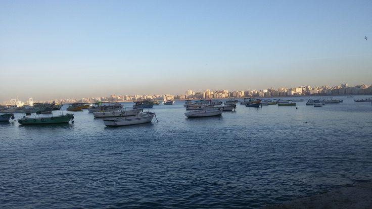 Alexandria Eastern Harbour (Egypt)